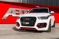 Передний бампер ABT для Audi Q3