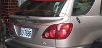 Спйолер средний (на заднюю дверь) Lexus Rx 300 / Toyota Harrier U10 1998-2002