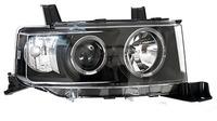 Фары (оптика) Toyota bB 200-2005 линза (черные)