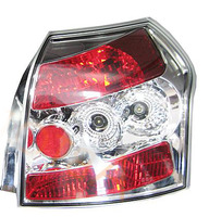 Стопы Toyota Runx / Allex 2001-2006 (хром)