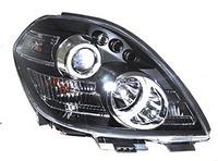 Фары (оптика) Nissan Teana J31 2003-2008 линза (черные)