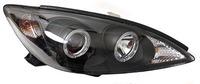 Фары (оптика) Toyota Camry 30 2001-2003 линза (черные)