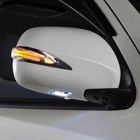 Корпуса зеркал Toyota Hiace Lexus style