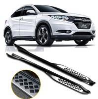 Пороги - подножки Honda Vezel 2014+