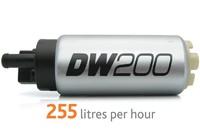 Топливный насос DeatschWerks DW200 255л/ч Mitsubishi Evo 7-9