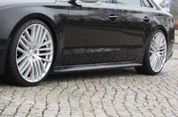 Пороги Hofele для Audi A8 4H