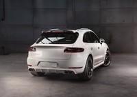 Пороги Techart для Porsche Macan