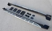 Подножки - пороги Hyundai Santa Fe 2013-2016