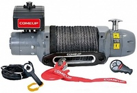 Лебедка автомобильная COMEUP Seal DS-12.5s (12v)