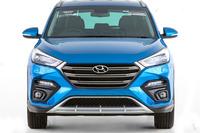 "Тюнинг обвес ""AVENGER"" Hyundai Tucson TL 2015+"