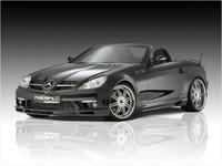 Обвес Performance RS Piecha Design для Mercedes SLK R171 до 04/2008