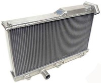 Радиатор алюминиевый Mazda FD3S 1992-1995 - 40мм АТ/МТ