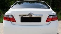 Накладки на стопы (реснички)  Toyota Camry V40 (рестайлинг) 2009-2011