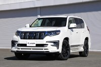 "Обвес ""JAOS"" на Toyota Land Cruiser Prado 150 2017-2018"