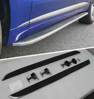 Пороги - подножки для Jaguar F-type 2016+