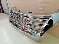 Решетка радиатора тюнинг Toyota Fortuner хром 2015-2019