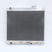 Радиатор алюминиевый Suzuki Escudo / Grand Vitara 2.5l V6 00-03 40мм AT