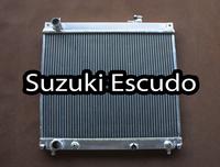 Радиатор алюминиевый Suzuki Escudo / Grand Vitara 2.5l 1994-2004  40мм AT