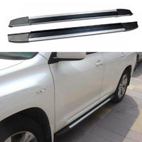 Пороги - подножки Toyota Highlander 2010-2013 #2