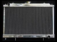 Радиатор алюминиевый Nissan Silvia S14/15 88мм MT