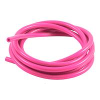 Вакуумный шланг розовый 4*9мм