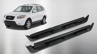 Подножки - пороги Hyundai Santa Fe 2007-2012