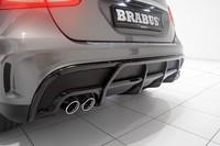Система выхлопа Brabus для Mercedes GLA X156