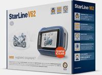 Сигнализация StarLine Moto V62