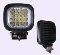 Светодиодная (LED) лампа 48w 16SMD квадратная #2