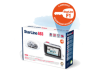 Сигнализация StarLine A93 + F1