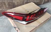 Стопы дизайн Lexus для Toyota Camry V70 красные