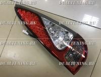 Стопы Toyota Funcargo LED диодные