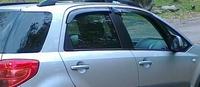 Ветровики - дефлекторы окон Suzuki SX4