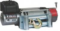 Электрическая лебёдка T-MAX EW 8500 OFF-ROAD Improved (24V)