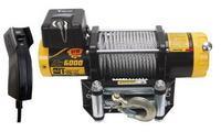 Электрическая лебёдка T-MAX ATW 6000 Improved OFF-ROAD (12V)