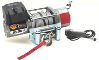 Электрическая лебёдка T-MAX EW 6500 Improved Off Road (12V)