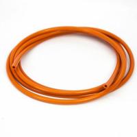 Вакуумный шланг оранжевый 4*7мм