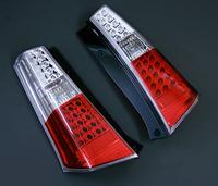 Стопы диодные Suzuki Wagon R 2008+ (красные)