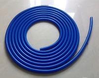 Шланг вакуумный армированный синий 6*11мм