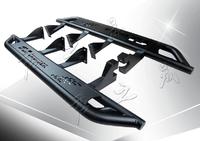 Подножки (пороги) усиленные металл Toyota FJ Cruiser #2