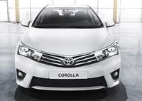 Решетка радиатора Toyota Corolla E18# 2013-2015
