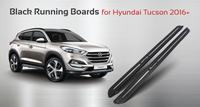 Подножки - пороги Hyundai Tucson 2016+ #3