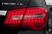 Стопы (фары) «Benz E Class Style» на Chevrolet Cruze