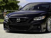 "Передний бампер ""AutoExe"" Mazda 6 GJ"
