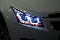 Альтернативная оптика - фары «Volkswagen Style» на Chevrolet Cruze