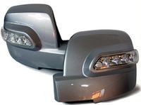 """Корпуса боковых зеркал """"KABIS"""" с повторителями поворота для Hyundai Grand Starex / H1"""