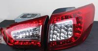 Стопы (фары) диодные для Kia Sportage 3 R (красные)
