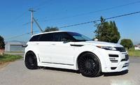 Тюнинг обвес «Hamann Widebody» на Range Rover Evoque