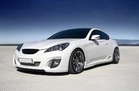 Тюнинг-обвес «Ixion Style» для Hyndai Genesis Coupe (2008-2011)