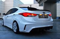 "Задний бампер ""M&S Version"" для Hyundai Elantra V / Avante MD"